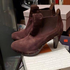Dr School's  booties